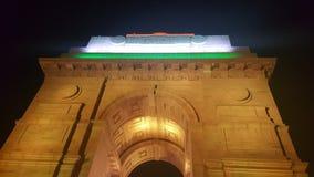 Строб Индии стоковое изображение rf