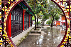 Строб китайского типа Стоковое Фото