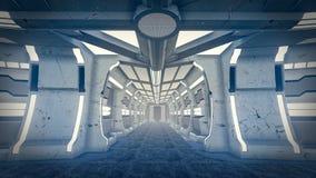Строб космоса Стоковая Фотография RF