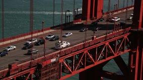 строб моста золотистый акции видеоматериалы