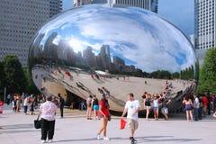 Строб облака, Чикаго Стоковые Фото