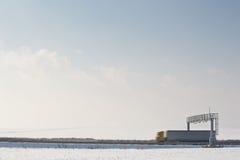 строб проходя тележку trhough пошлины Стоковые Фото