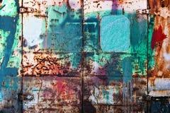 строб ржавый Стоковое Фото