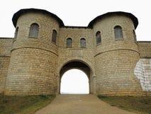Строб римской реконструкции форта Стоковая Фотография