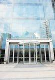 Строб самомоднейшего здания Стоковое Фото