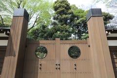 Строб сада Koishikawa Korakuen Стоковое Фото