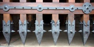 строб средневековый Стоковая Фотография