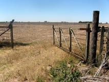строб фермы открытый Стоковое Изображение RF
