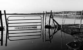 строб фермы старый Стоковое Изображение RF