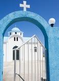 строб церков имеет меня себя покрашенное изображение к акварелям Стоковое Фото