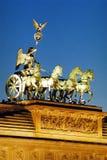строб 2 berlin brandenburg Стоковые Изображения RF