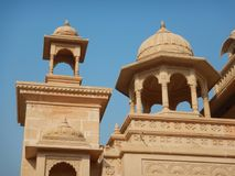 Строб Anand Vihar на Shegaon-2 Стоковые Фото