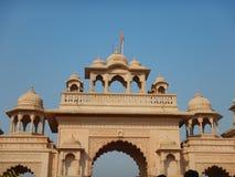 Строб Anand Vihar на Shegaon-3 Стоковые Изображения RF