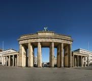 строб berlin brandenburg Стоковое Изображение