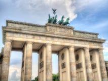 Строб Brandenburger Стоковое Изображение