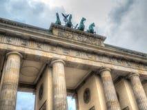 Строб Brandenburger Стоковые Изображения RF