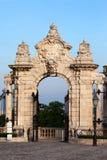Строб Habsburg в Будапешт стоковое изображение rf