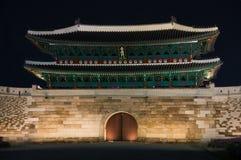 Строб Namdaemun (Sungnyemun) Стоковые Фото