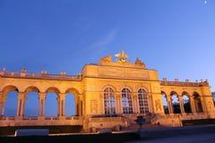 Строб Schonbrunn Стоковые Изображения
