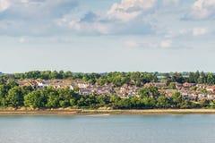 Строб Shotley в Англии, Великобритании стоковая фотография rf