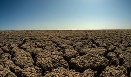 Строгая пустыня засухи Стоковые Фото