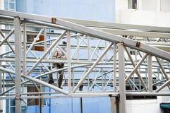 Строение и конструкционный материал buiding стоковые фотографии rf
