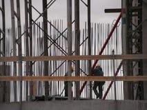 строители Стоковые Фотографии RF