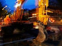 строительная машина Стоковое Изображение