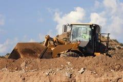 строительная машина Стоковые Фото