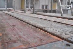 Строительная площадка - рамки - планки стоковые фотографии rf