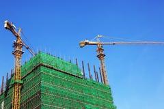 строительная площадка Стоковые Фото
