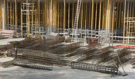 строительная площадка Стоковое Изображение RF