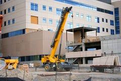 строительная площадка Стоковое Фото
