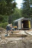 строительная площадка Стоковые Фотографии RF