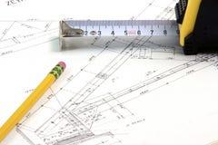 строительная промышленность Стоковое Изображение