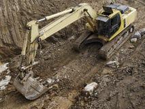 строительные машины Стоковая Фотография RF