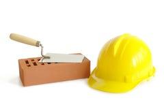 строитель подпирает s Стоковые Изображения RF