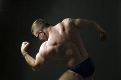 строитель тела Стоковые Изображения RF