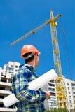 строитель Стоковое Фото