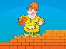 строитель Стоковые Изображения