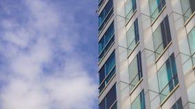 Строительная конструкция над голубым небом Стоковая Фотография RF