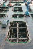 Строительная площадка Стоковое фото RF