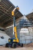 Строительное оборудование и машинное оборудование Стоковые Изображения RF