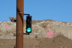 Строительство дорог Стоковое Изображение RF