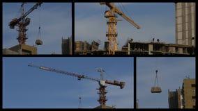 Строительство сток-видео