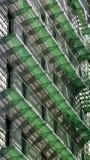 строить балконов самомоднейший Стоковые Фото