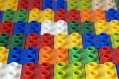 строить блоков Стоковые Изображения
