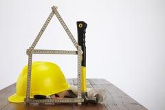 Строить ваш дом Стоковая Фотография RF