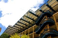 строить один университет Стоковые Изображения RF