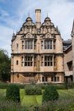 Строить Оксфорд коллежа троицы стоковые фото